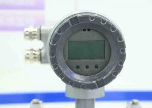 China Electromagnetic flowmeter for wastewater flow meter in ETP, Rubber liner PN16 on sale