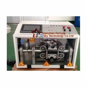 China LL-100B Corrugated Tube Cutting Machine Corrugated Tube Cutter on sale