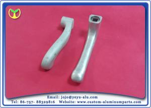 China Mill Finish Aluminium Door Profiles Extrusion Handrail Profile For Construction on sale