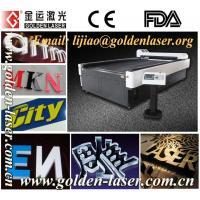 Flatbed Laser Cutting Machine for PMMA