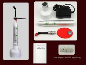 China Fiber Optic Ultrasonic Scaler on sale