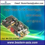 24V 4.6Aエマーソン(Artesyn) NLP110-9624Jは出力AC-DC電源を選抜します