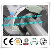 China Automatic Pipe Welding Machine Tube Fit Pipe Engineering , Butt Welding Machine on sale