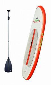 China Fiberglass SUP Pad Adjustable Paddle Board Paddle Lightweight Carbon Shaft on sale