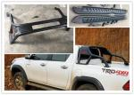 Toyota Hilux Revo 2016 TRD Style Steel Side Step Bars And Steel Roll Cage