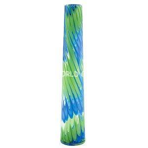 China Mouth Blown Glass Bowl /Murano Glass Tabletops/ Glass Vase (SA1228GB) on sale
