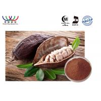 China Healthy Care Cocoa Bean Extract Theobromine And Polyphenols Lower Blood Pressure on sale