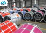 Pre Painted Aluminium Coil Color Coated Aluminum Coil 0.02mm - 3.0mm Thickness