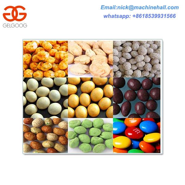 peanut coating bean