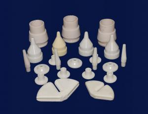 China Wearable Ceramic Sandblasting Nozzles Advanced Industrial Ceramics For Sand Blaster on sale