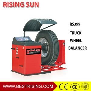 China Truck tire repair used wheel balancing equipment for garage on sale