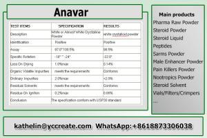 Steroid Oral Liquid Homebrew Oxandrolone / Anavar Steroid