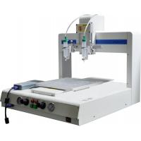 China 350W Epoxy Glue Dispensing Machine LCD Screen 4 Axis on sale