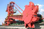 Cantilever Bucket-wheel Stacker Reclaimer  Stack Capacity: 450-1500t/h Reclaim Capacity: 200-8000t/h