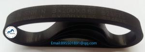 China Fujitsu ATM Parts F510 Belt 200-8-0.65F ATM Flat Printer CA82218-0200(8x200x0.65) Belt on sale
