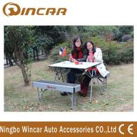 Aluminum Folding Outdoor Camping Tables Expandable for picnic