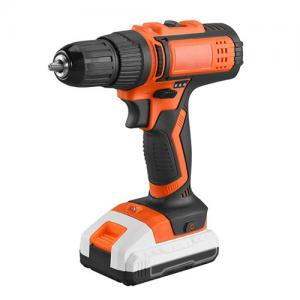 China Fast Charger Li Ion Cordless Drill , Power Hand Tools With LED Power Indicator on sale