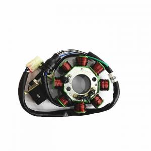 China 8 Poles CG125 Motorcycle Magnetic Coil / Aftermarket Magneto Stator Coil on sale