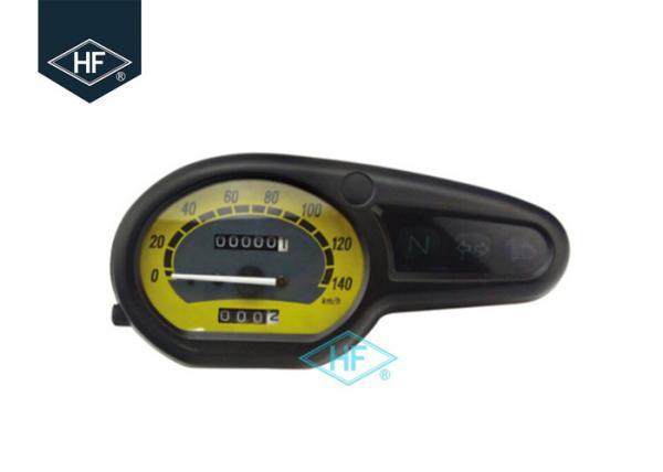XTZ125 Dirt Bike Speedometer , Motorbike Aftermarket Parts