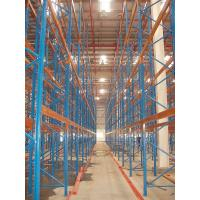 Cold roll steel narrow aisle racking systems for carton flow , 1500kg