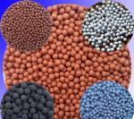 Bolas de cerámica del Tourmaline para el tratamiento de aguas/el exportador de cerámica de cerámica de la bola del fabricante/del anión de la bola de la ión negativo