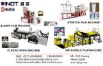 Vinot Sellers Foam Film MakingMachine Customized  for Japan With Different Size HDPE Material Model No. DY-1200