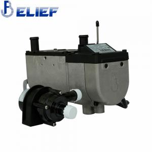 China Water Pump Parking Heater 5000w 12v / 24v Diesel / Gasoline Similar To Eberspacher on sale