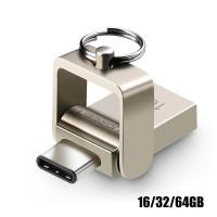 OTG Metal USB 3.0 Flash Drive