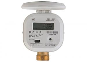 China DN15 DN20 DN25 Convectional Ultrasonic Flow Meters With ISO4064 / GBT778 on sale