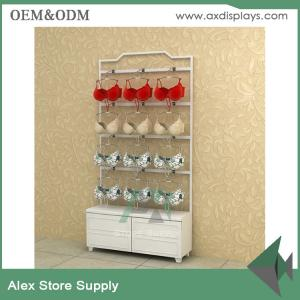 ... Quality Clothing Display Ideas Rack Red Metal Display Cabinet  Commercial Clothing For Sale ...