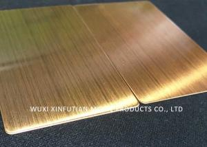 China NO3 Finish 430 Cold Rolled Stainless Steel Plate on sale
