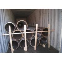 16 Inch OD Hot Rolled Steel Pipe Seamless Carbon Steel Material 100mm Max WT