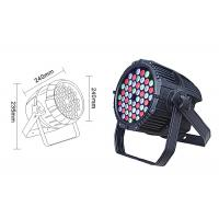 162 Watt High Lumen Flood Light DMX512 IP65 RGB 6500K High Brightness