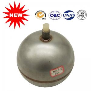 China Copper / 316L Small Ballcock Float / Cistern Ball Valve Parts Long Life Span on sale