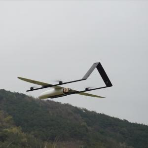 2018 Hot Selling High Quality VTOL Fixed Wing Uav Drone