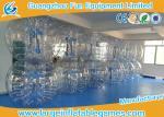 Boule gonflable de Platon Zorb de qualité marchande, boules de butoir gonflables humaines de bulle