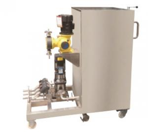 China Manually Clean In Place Equipment For APIs Manufaturing Machine Flow Rate Auto Control on sale