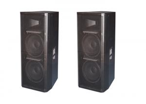 China High Efficiency Full Range Horn Speaker 700W Dual 15 inch Pro Audio Speaker on sale