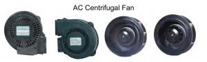 China Low Noise Economical 180mm, 190mm, 220mm AC Industrial Centrifugal Blower Fan on sale
