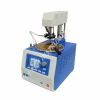 Buy blue color quality competitive price Fully automatic closed cup flash point tester,fuel diesel flash point testing