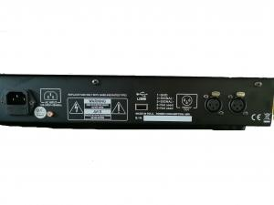 China Pro Stage Disco DJ Light Controller 768 DMX Channels , Flight Case Size 550*290*200mm on sale