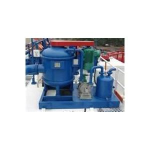 China Drilling fluid degasser, vaccum degasser, mud degasser, Drilling Mud Vacuum Degasser on sale