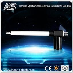 China IP43 industry linear actuator 12v, 300mm stroke, electric linear actuator with controller system 24vdc on sale