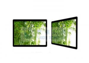 China High Brightness Advertising LED Touch Screen Kiosk Single With  Vertical Installation on sale