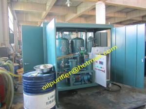 China Famous Brand Insulating Oil Vacuum Oil Cleaner,used oil purifier,transformer oil purification plant,filtration solution on sale