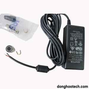 China PVC Shell Desktop Switching Power Supply Black / Grey Cable For Digital Camera on sale