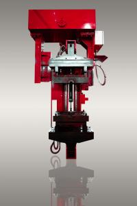 China High Precision Low Pressure Die Casting Machine For Brass ISO Approved on sale