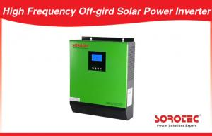 China Mppt 60A 3 Phase Inverters Home Solar Energy Inverter Pure Sine Wave on sale