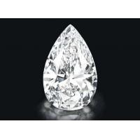 China High Quality Pear Shaped Cubic Zircon on sale