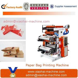China Hot Sale Two Colors Flexographic Printing Machine on sale